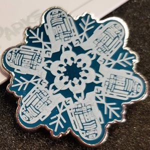 $5 🌟Disney Disney Parks Star Wars Snowflakes, New